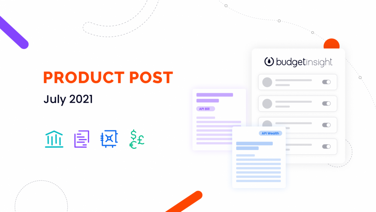 Budget Insight Monthly Product Post
